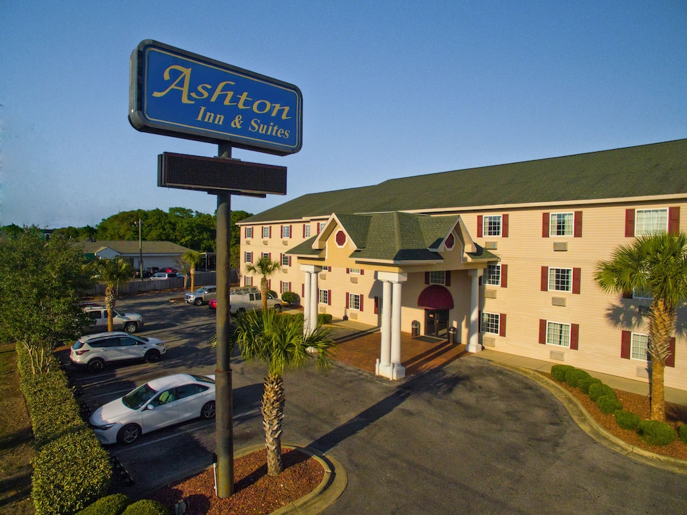 Front of Property, Ashton Inn & Suites