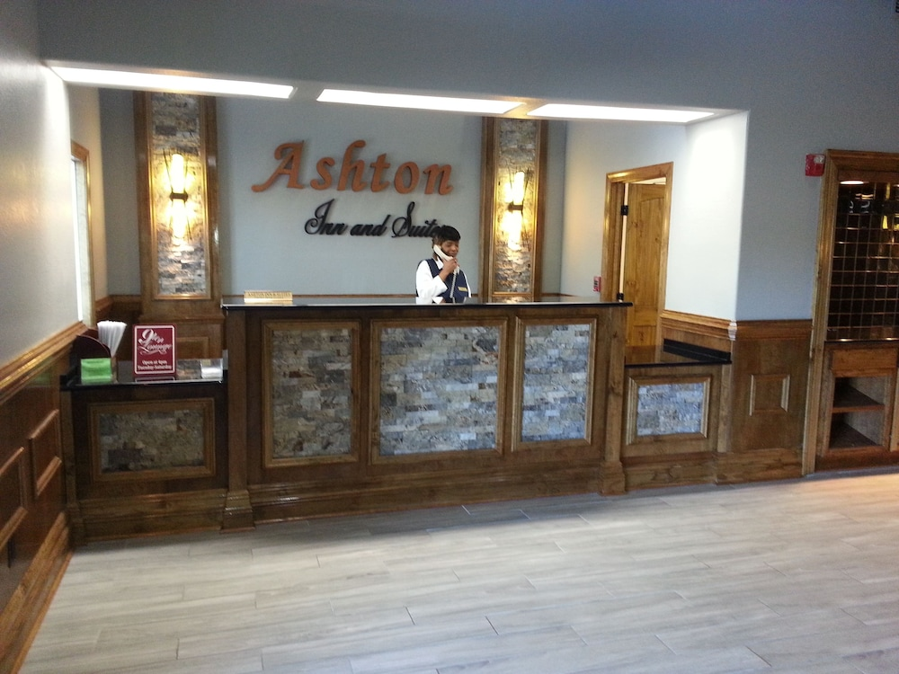 Check-in/Check-out Kiosk, Ashton Inn & Suites