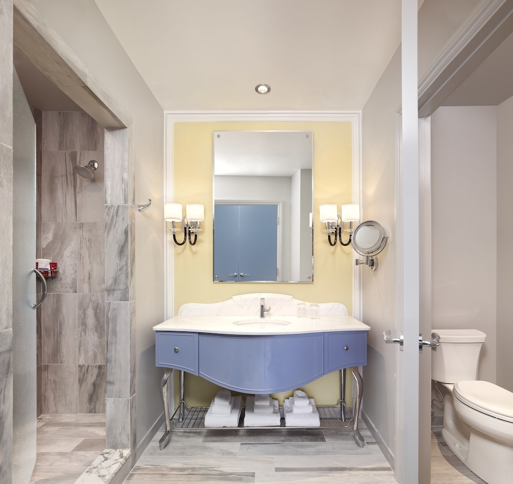 Bathroom, Grand Bohemian Hotel Charleston, Autograph Collection