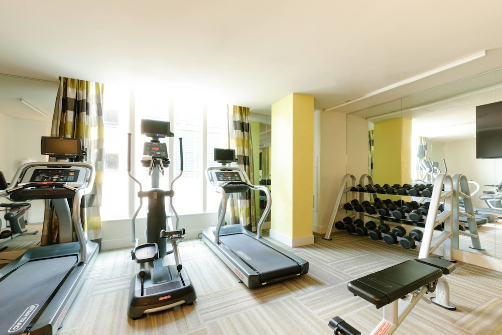Fitness Facility, Grand Bohemian Hotel Charleston, Autograph Collection