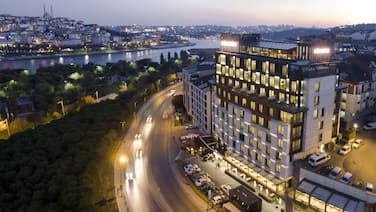 Movenpick Hotel Istanbul Golden Horn