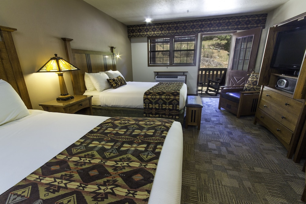 Room, Zion Lodge - Inside The Park