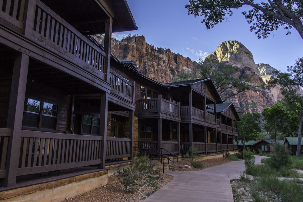 Featured Image, Zion Lodge - Inside The Park