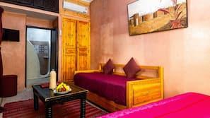 1 Schlafzimmer, hochwertige Bettwaren, Pillowtop-Betten