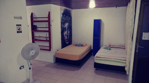 Blue Almond Hostel San Andres