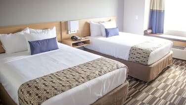 Microtel Inn & Suites by Wyndham Camp Lejeune/Jacksonville