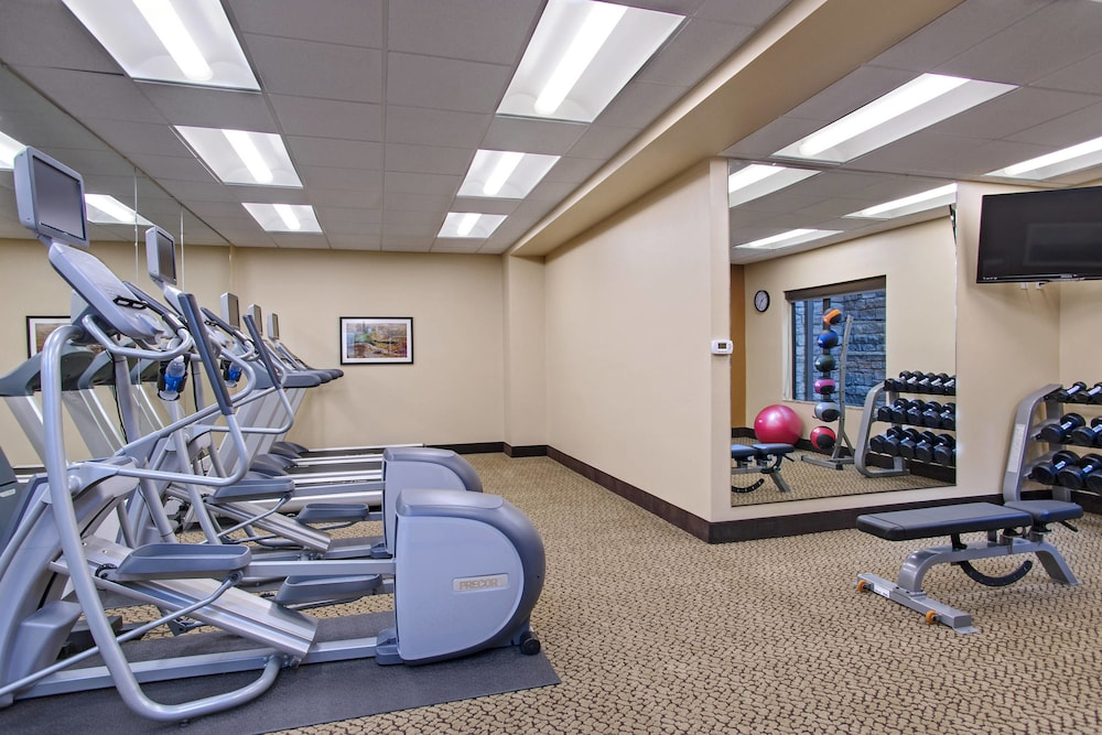 Fitness Facility, TownePlace Suites Billings