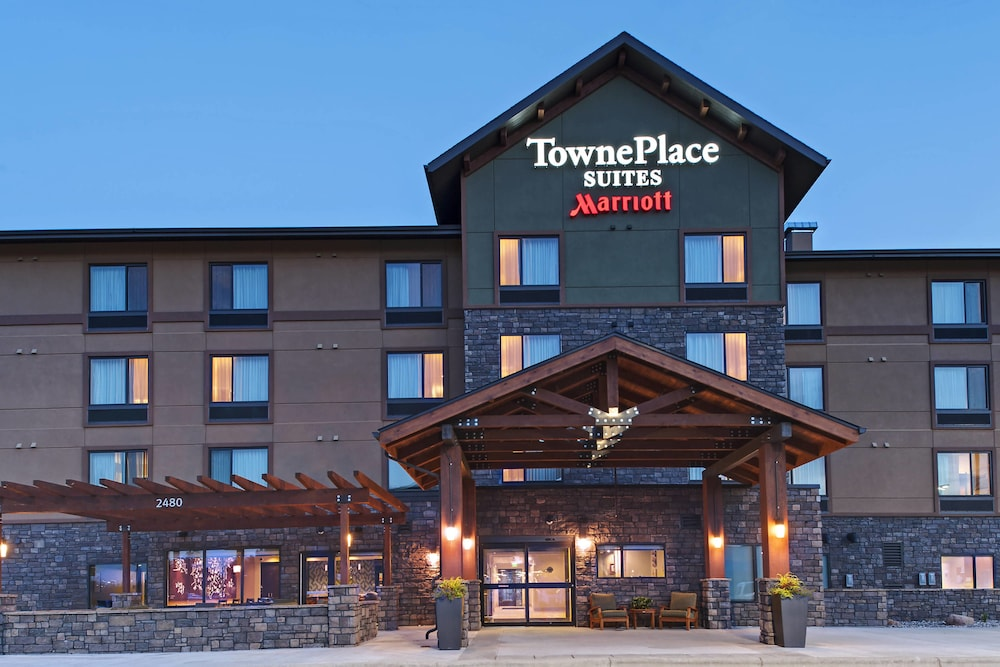 Exterior, TownePlace Suites Billings