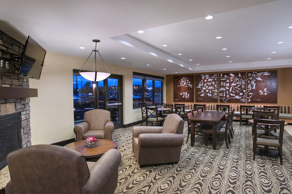 Lobby, TownePlace Suites Billings