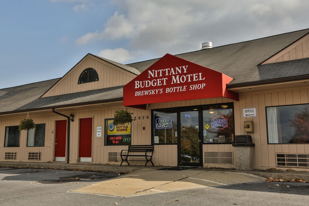 Featured Image, Nittany Budget Motel