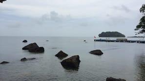 Private beach, scuba diving, snorkeling, fishing