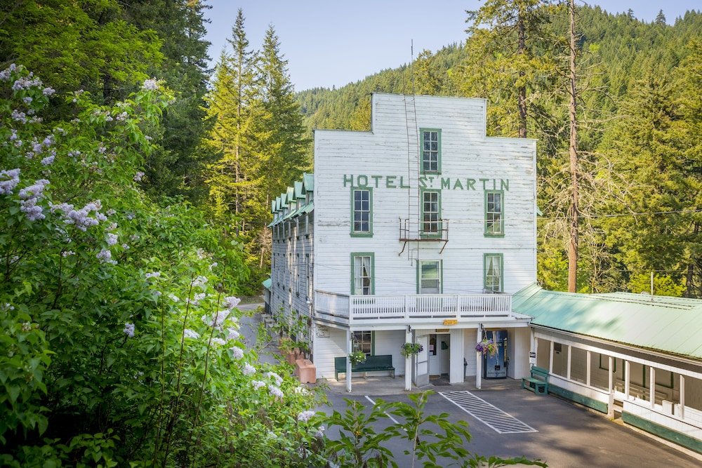 Front of Property, Carson Hot Springs Resort