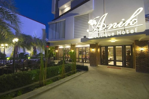 Anik Boutique Hotel & Spa Norodom Blvd