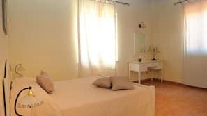 高档床上用品、书桌、免费婴儿床、免费 WiFi