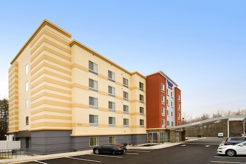 Check Expedia for Availability of Fairfield Inn & Suites Arundel Mills BWI Airport
