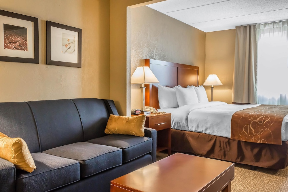 Room, Comfort Suites Near Casinos