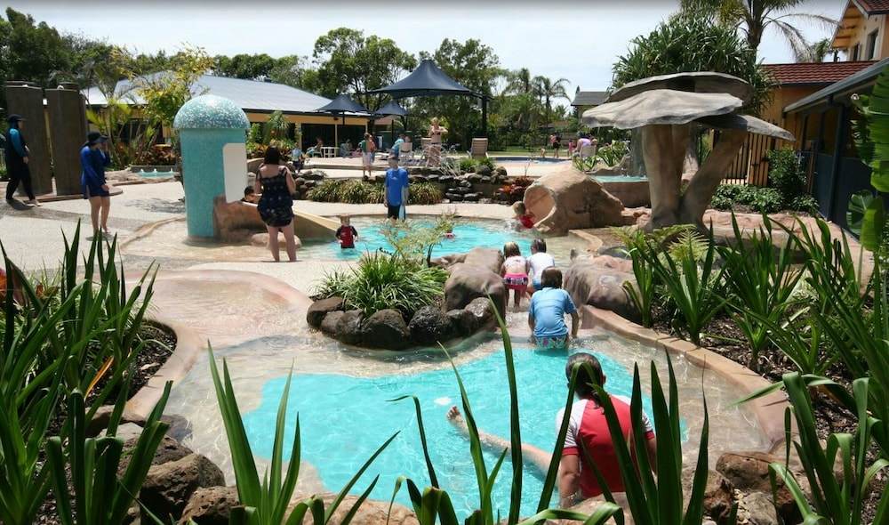 Children's Pool, Discovery Parks – Ballina
