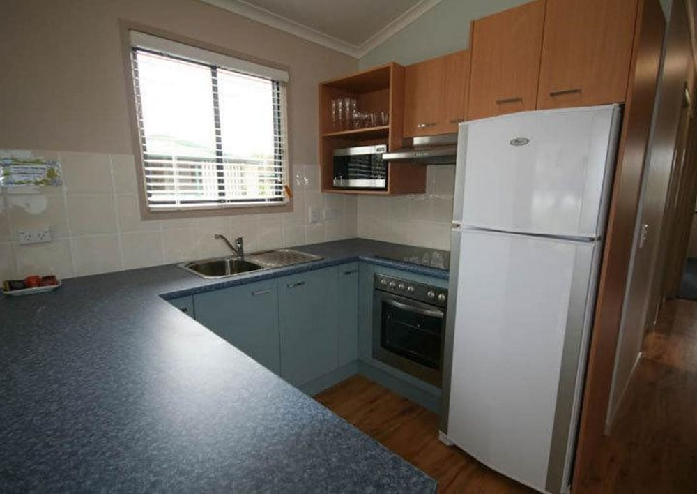 Private Kitchen, Discovery Parks – Ballina
