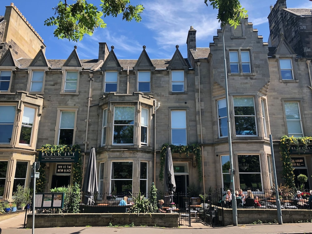 Black Ivy Hotel Edinburgh Hotelbewertungen 2019 Expedia De