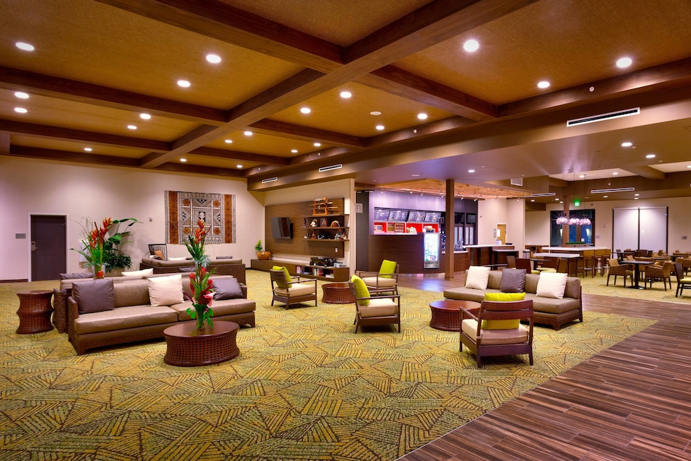 Lobby, Courtyard by Marriott Oahu North Shore