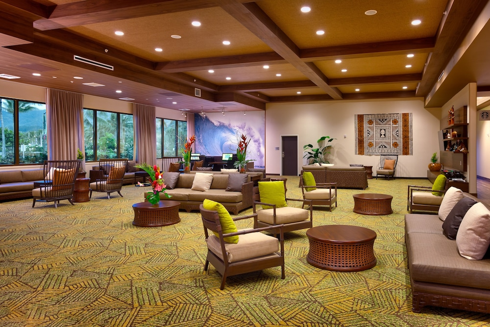 Lobby Lounge, Courtyard by Marriott Oahu North Shore
