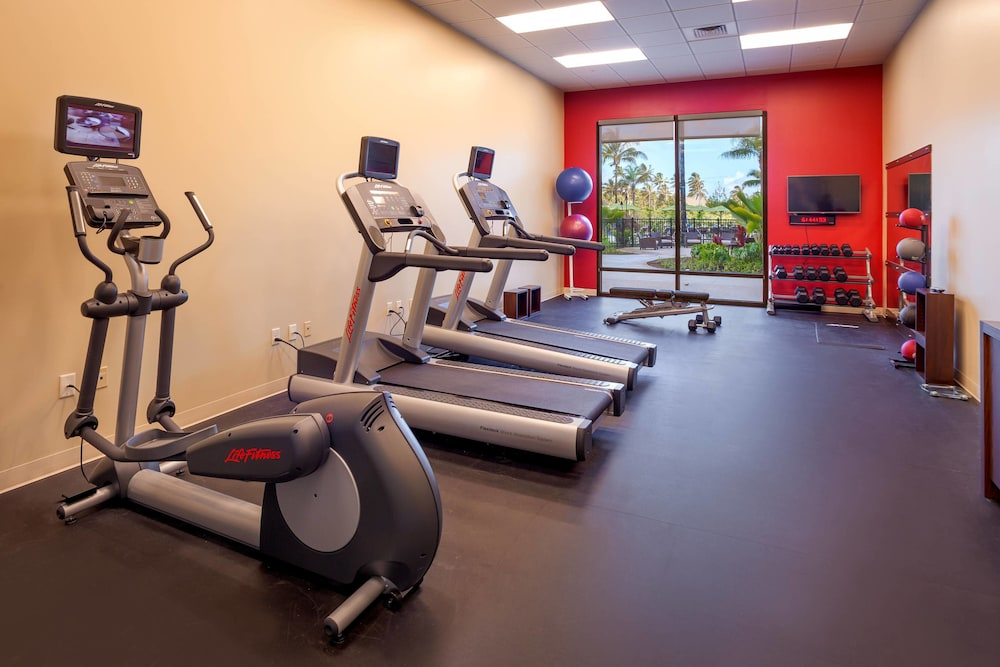 Fitness Facility, Courtyard by Marriott Oahu North Shore