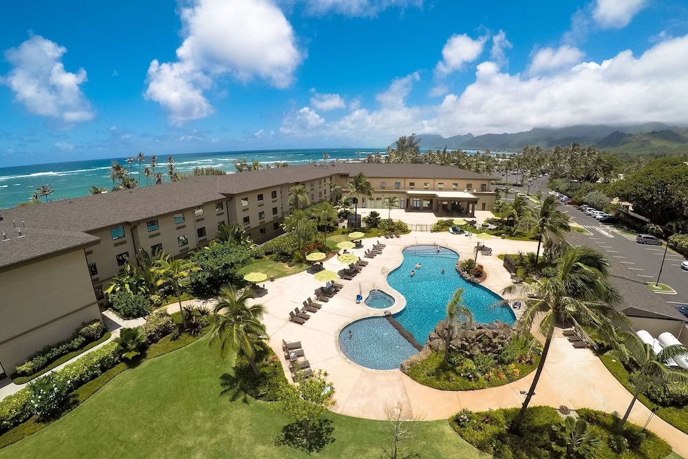 Sundeck, Courtyard by Marriott Oahu North Shore