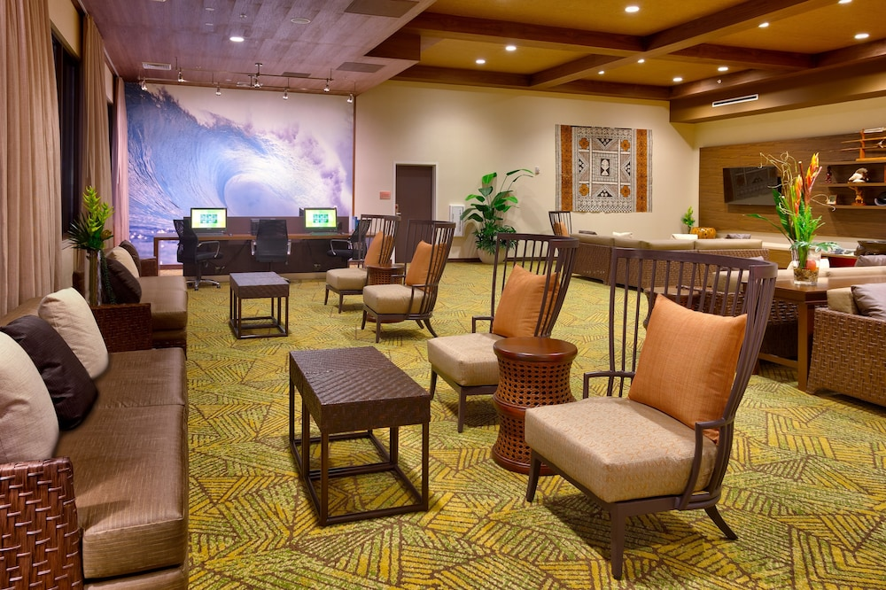 Lobby Sitting Area, Courtyard by Marriott Oahu North Shore