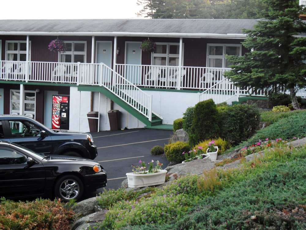 View from Property, Pinebrook Motel