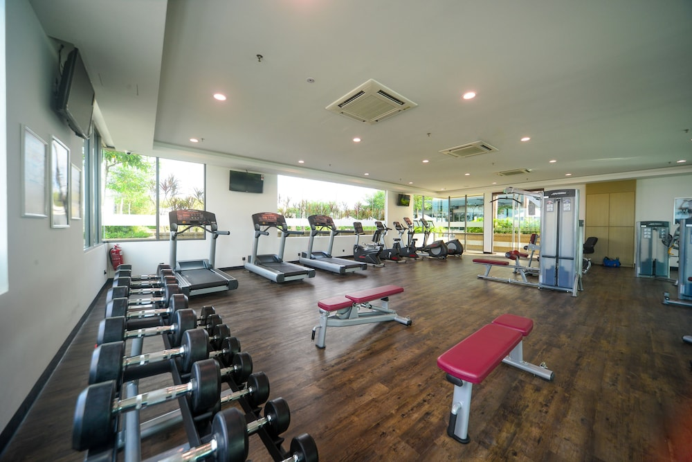 Fitness Facility, The Light Hotel Penang