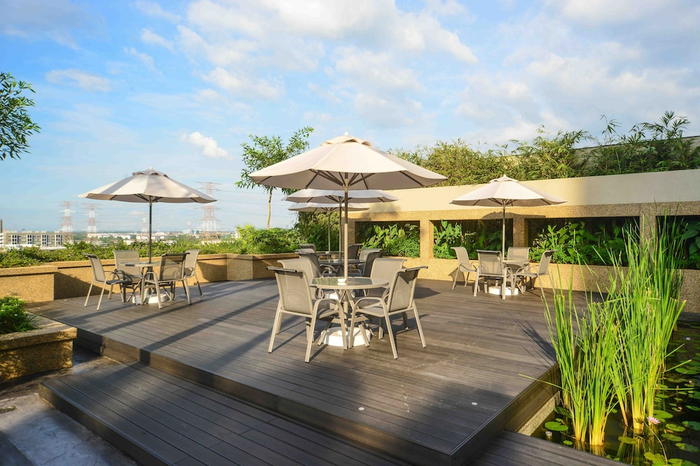 Terrace/Patio, The Light Hotel Penang