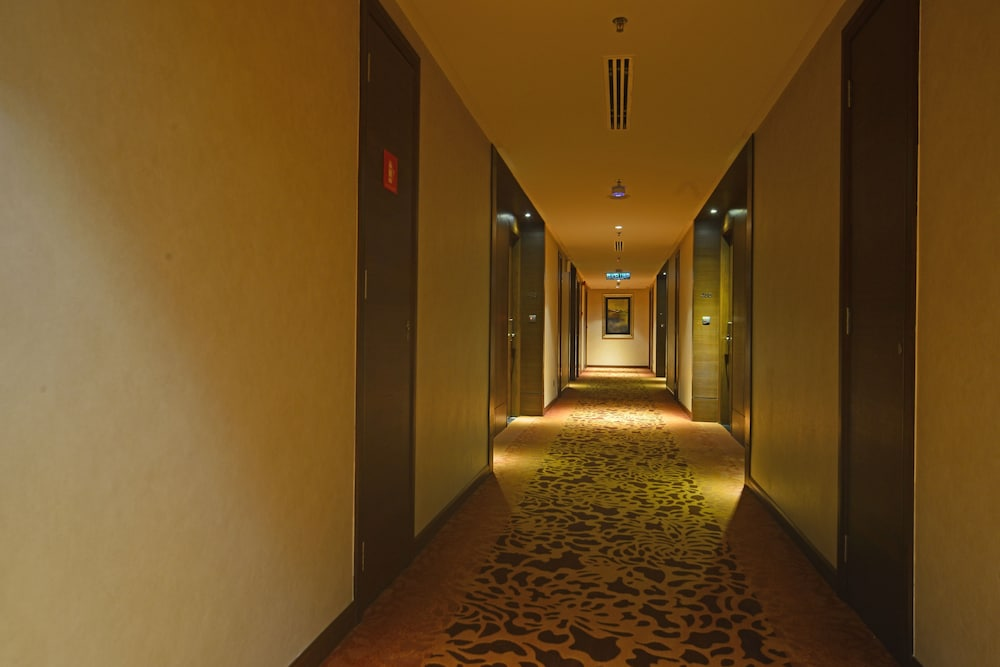 Hallway, The Light Hotel Penang