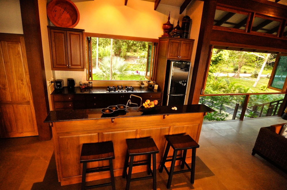 "Private Kitchenette, Koh Jum Beach Villas ""A member of Secret Retreats"""