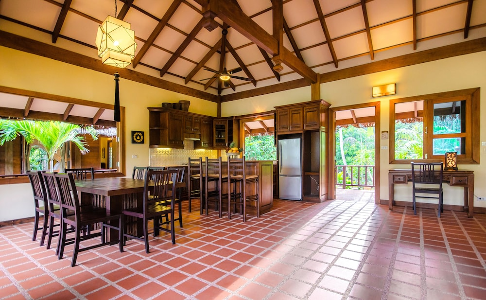 "Private Kitchen, Koh Jum Beach Villas ""A member of Secret Retreats"""