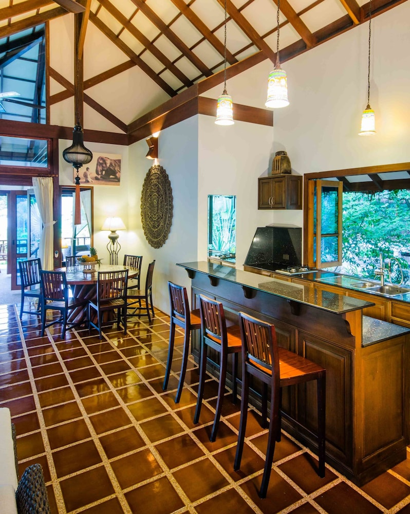 "In-Room Dining, Koh Jum Beach Villas ""A member of Secret Retreats"""