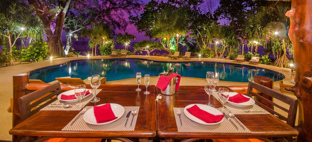 "Outdoor Dining, Koh Jum Beach Villas ""A member of Secret Retreats"""
