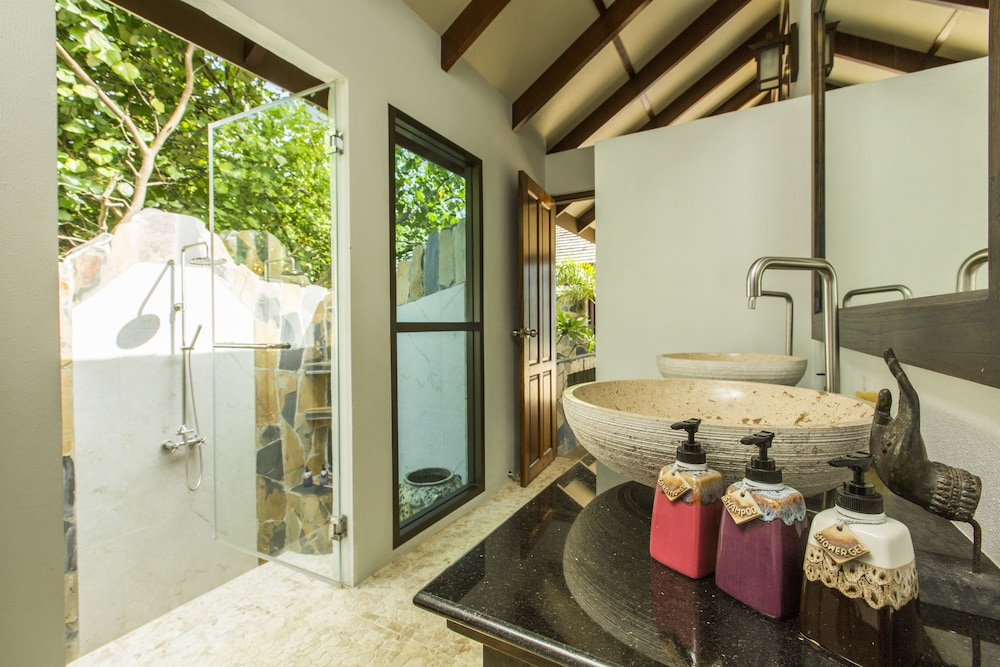 "Bathroom Amenities, Koh Jum Beach Villas ""A member of Secret Retreats"""