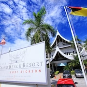 The Grand Beach Resort Port Dickson
