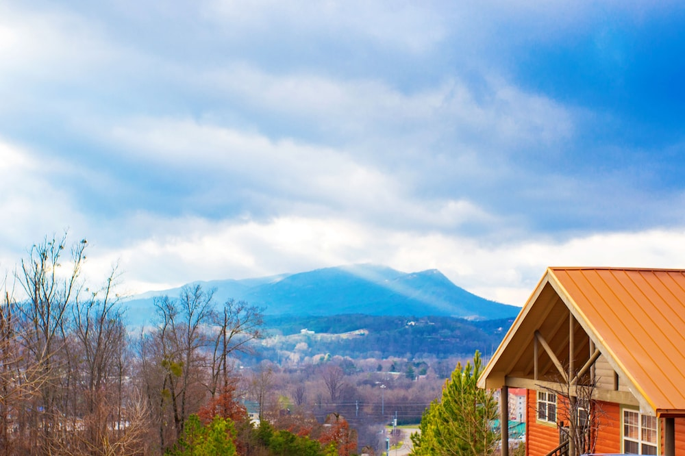 View from Property, The Lodges at the Great Smoky Mountains
