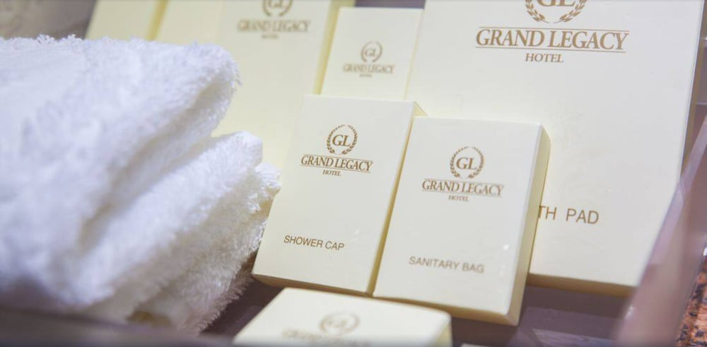 Bathroom Amenities, Grand Legacy Hotel