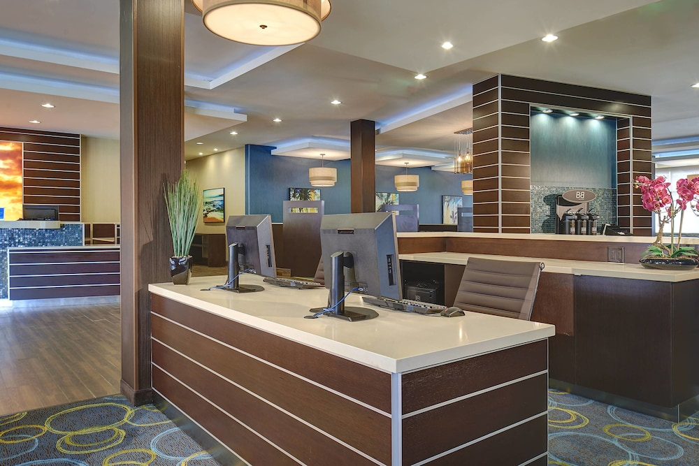Business Center, Fairfield Inn & Suites San Diego Carlsbad