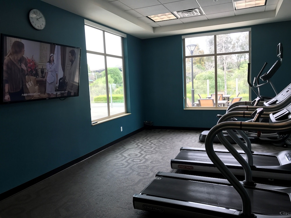 Fitness Facility, Fairfield Inn & Suites San Diego Carlsbad