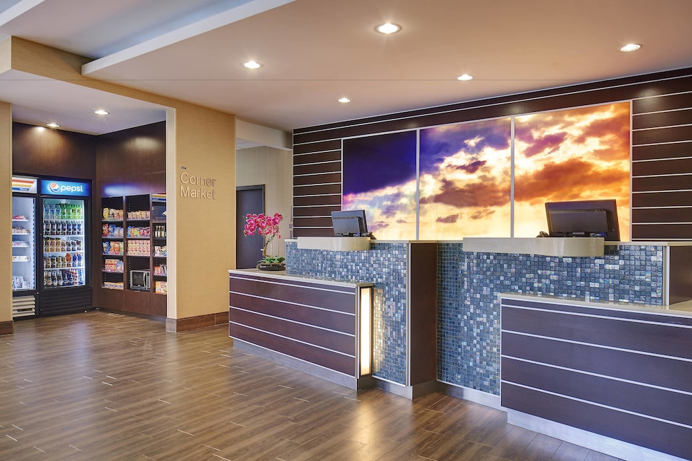 Reception, Fairfield Inn & Suites San Diego Carlsbad