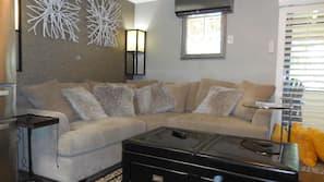 Flat-screen TV