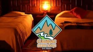 Ropa de cama de alta calidad y camas supletorias gratuitas