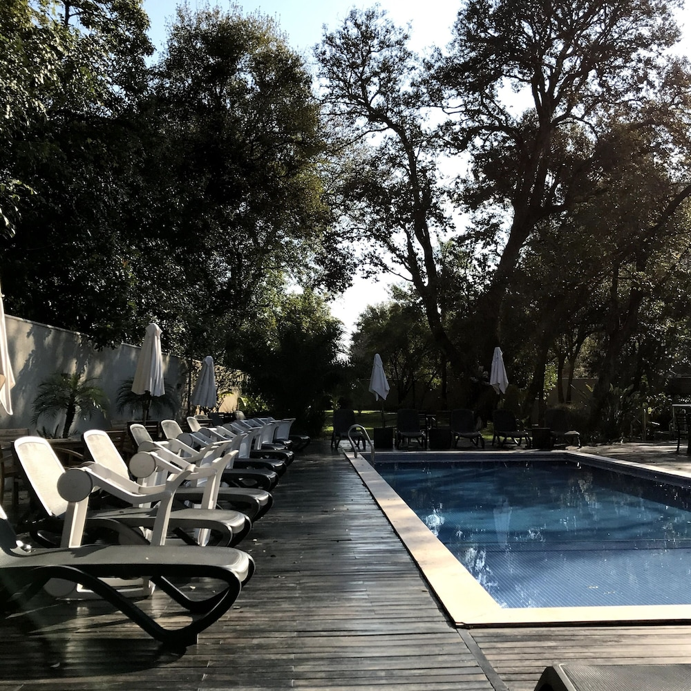 Outdoor Pool, Savoy Hotel Encarnación