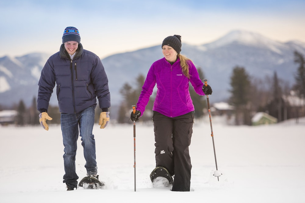 Snowshoeing, Mirror Lake Inn Resort & Spa