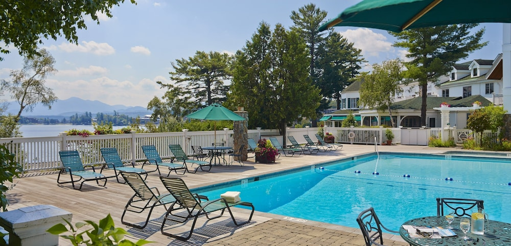 Outdoor Pool, Mirror Lake Inn Resort & Spa