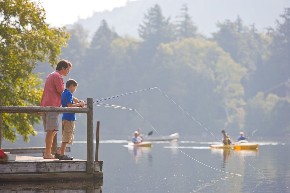 Fishing, Mirror Lake Inn Resort & Spa
