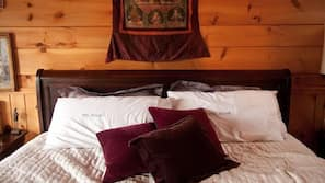 1 bedroom, premium bedding, individually furnished, iron/ironing board